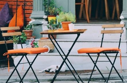 Pavement seating 2
