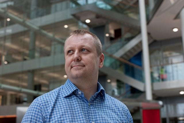 Tim Coucher, Network Rail project director: Tim Coucher, Network Rail project director for the national centre.