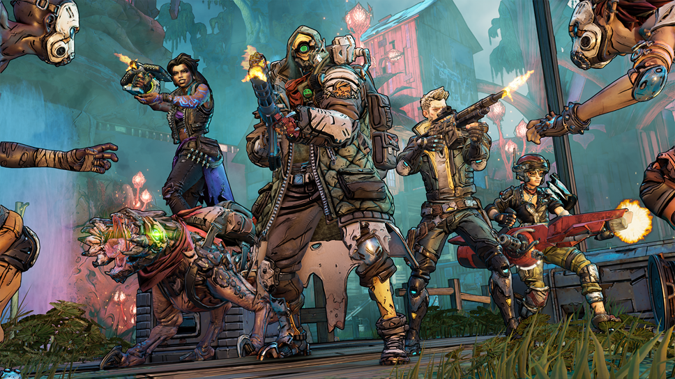 Borderlands® 3 is Now Available Worldwide!: BL3 Proving Grounds 2