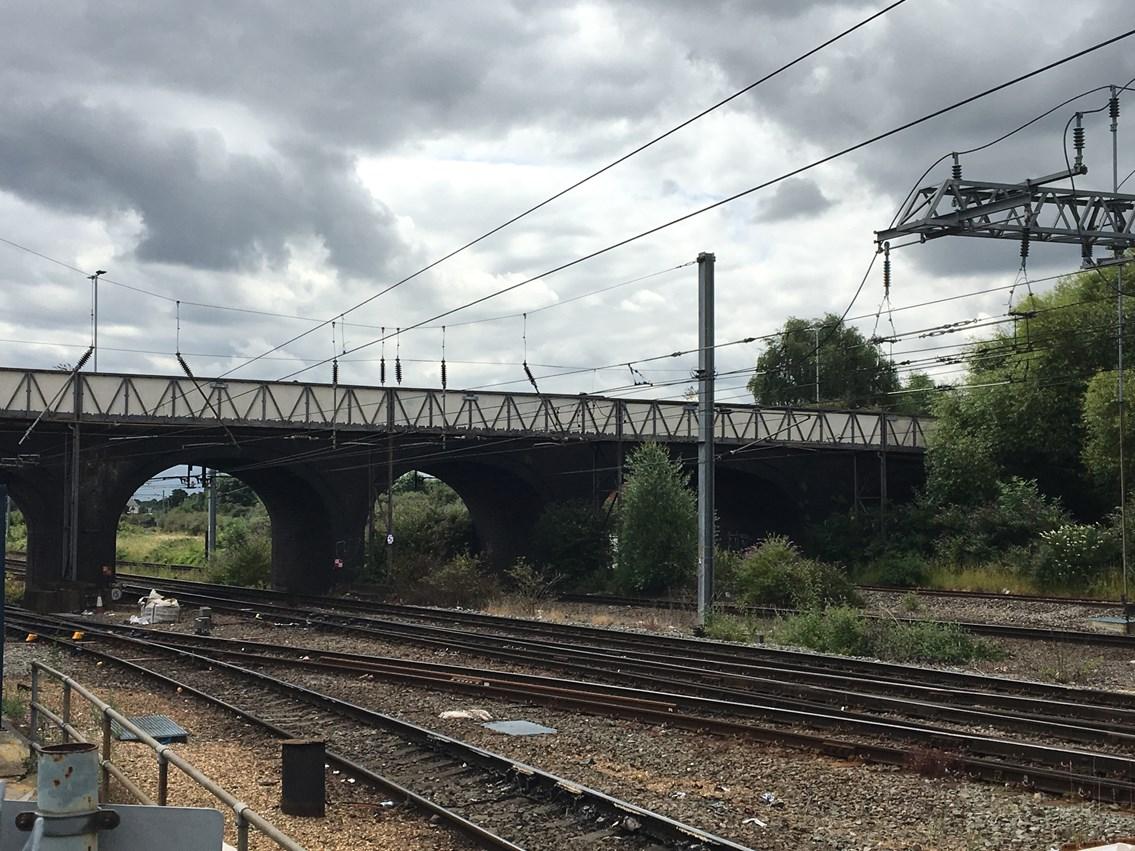 Public drop in ahead of road bridge reconstruction: Ford End bridge 2
