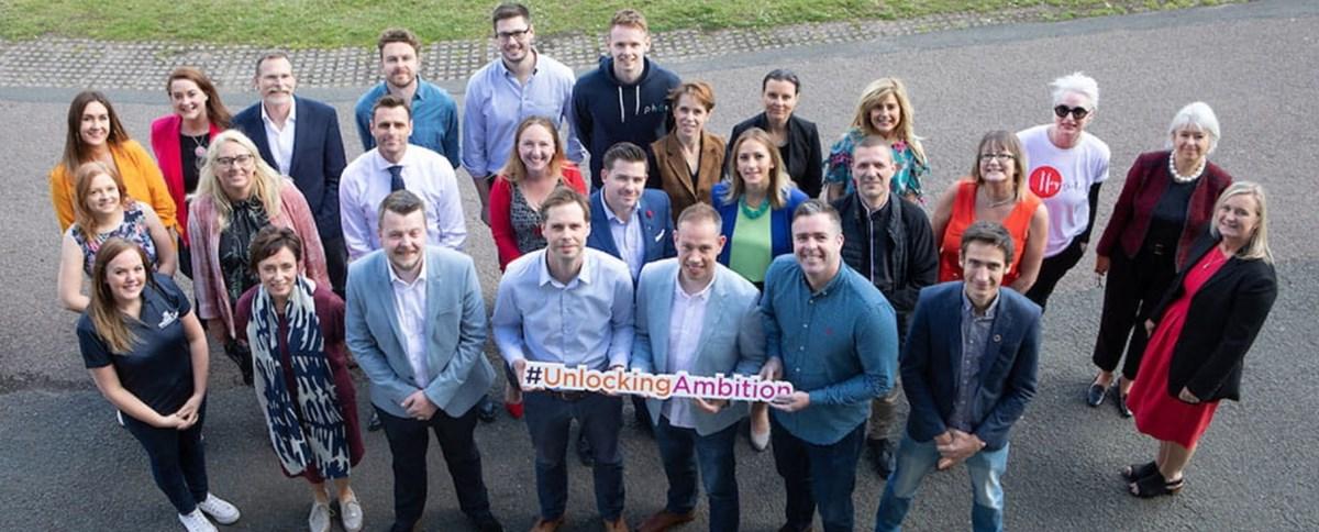 Unlocking Ambition: UA1 cohort