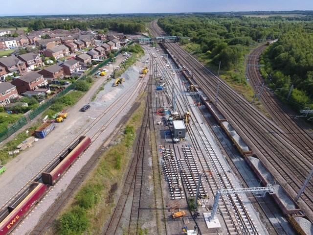 Wigan Depot 2 July 2019