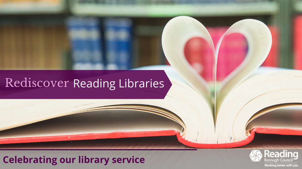 Rediscover Reading Libraries
