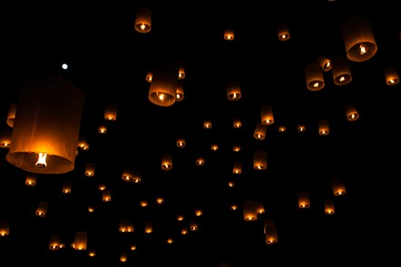 Canva - Sky Lanterns-2