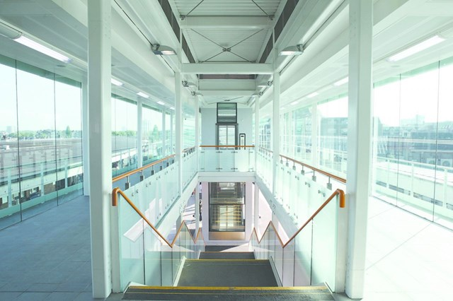 Lift off: Appeal to passengers as Clapham Junction's lifts get an upgrade: Clapham Junction lifts - main picture