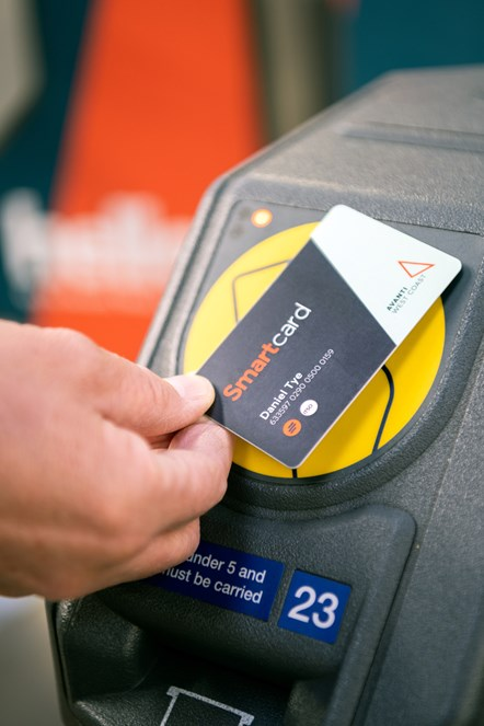Avanti West Coast launch smartcard - image 8