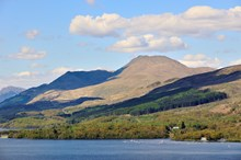 Loch Lomond ©Lorne Gill SNH