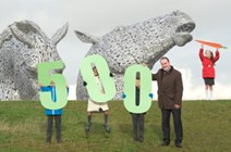 Greener milestone for Scotland: Greener milestone for Scotland