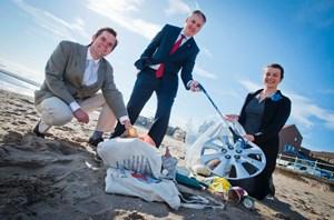 Turning the tide on marine litter