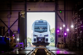 Arriva showcases first train for Dutch Limburg contract: Arriva showcases first train for Dutch Limburg contract