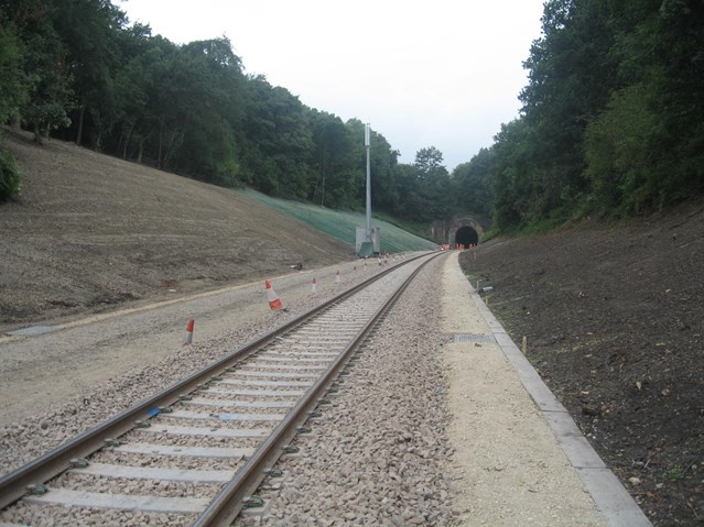 RAIL TRANSFORMATION ON NORTH COTSWOLD STRIDES FORWARD: Preparatory work delivered on time