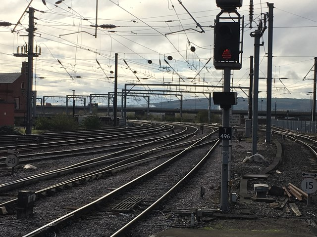 Network Rail begins vital railway upgrades near Newcastle this weekend – passengers urged to check their journeys over next five weekends: Network Rail begins vital railway upgrades near Newcastle this weekend-2