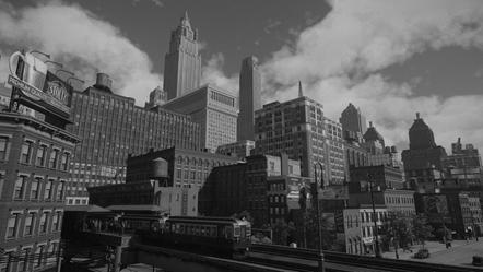 Mafia DE Noir Mode Cityscape