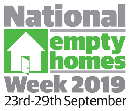 National Empty Homes Week 2019: Empty Homes Week