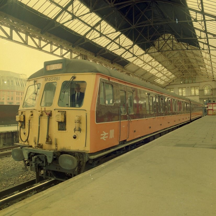 GM rolling stock 1987