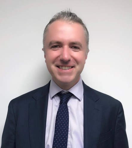 Dave Hodgkinson appointed as Islington Council's Corporate Director of Resources: Dave Hodgkinson
