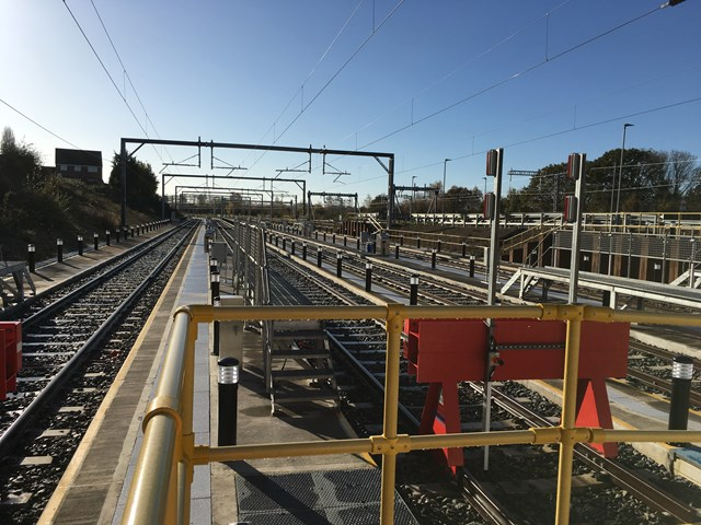 Completion of new railway sidings in Kettering marks key milestone in Midland Main Line Upgrade: Completion of new railway sidings in Kettering marks key milestone in Midland Main Line Upgrade