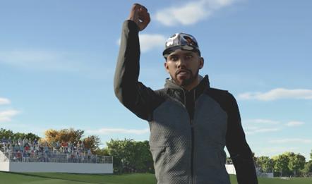 PGA TOUR 2K21 Career Mode Trailer (ESRB)