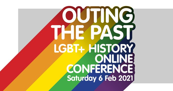 Register now for Leeds's first ever virtual LGBT+ history celebration: Facebook post