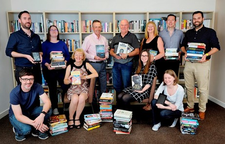 Palimpsest Book Production Ltd Enters New Chapter with Employee Ownership Transition: Palimpsest - smaller