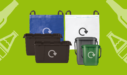 Your new recycling service (what you can recycle and how)