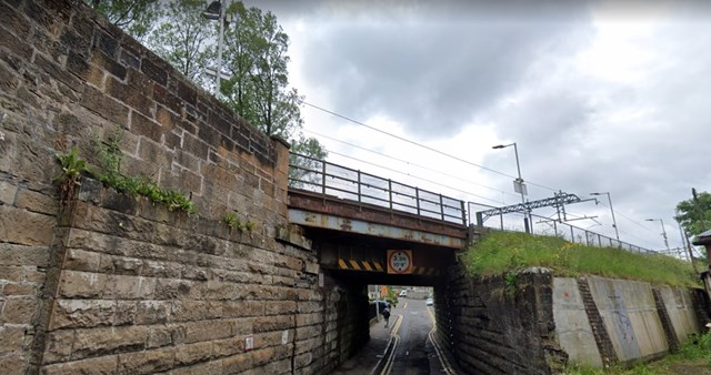 Crowhill Road Bridge