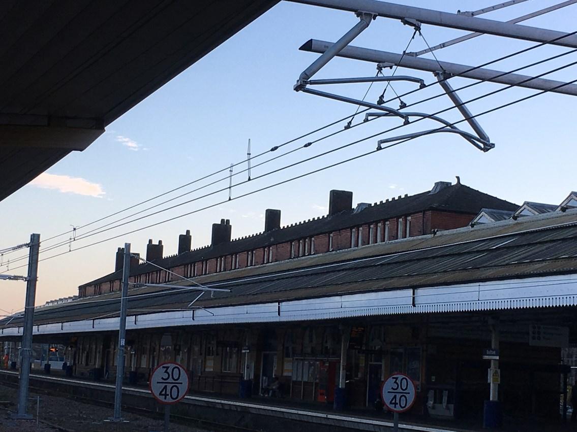 Bolton station gets £1m facelift: Bolton station