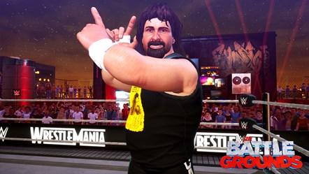 WWE2K BG Cactus Jack