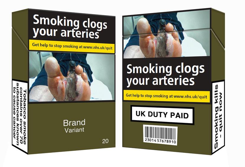 #Packetin on World No Tobacco Day say health leaders : anexampleofwhatstandardisedcigarettepackscouldlooklikeproducedbyash.png