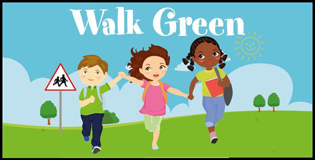 walk green