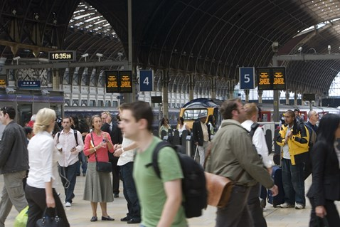 Rail boom in Great Western by 2019