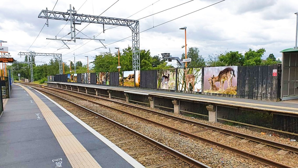 Rail upgrades to improve journeys between Walsall and Cannock: Cannock Station
