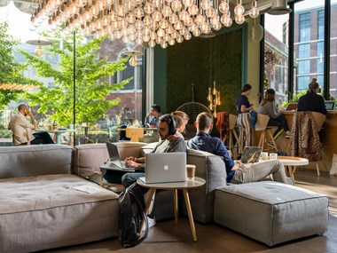 London leads the global coworking revolution: Uncommon 1