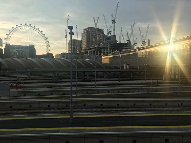 Wessex route gets ready for record-breaking heatwave on Thursday 25 July: Waterloo approaches the final stages this evening