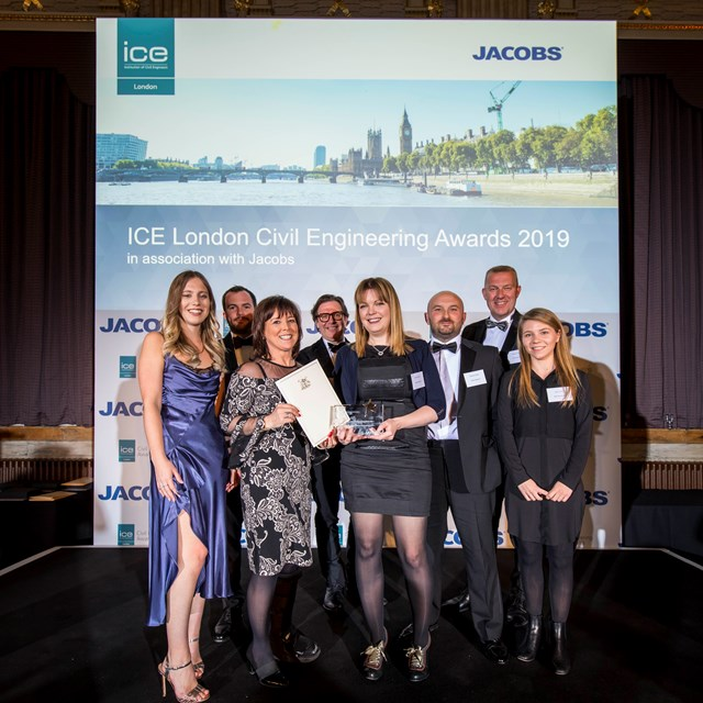 Hackney Wick wins ICE award