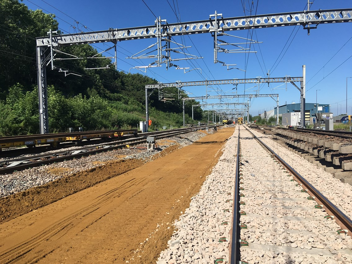 Rutherglen in line for track renewals: IMG 0511-2