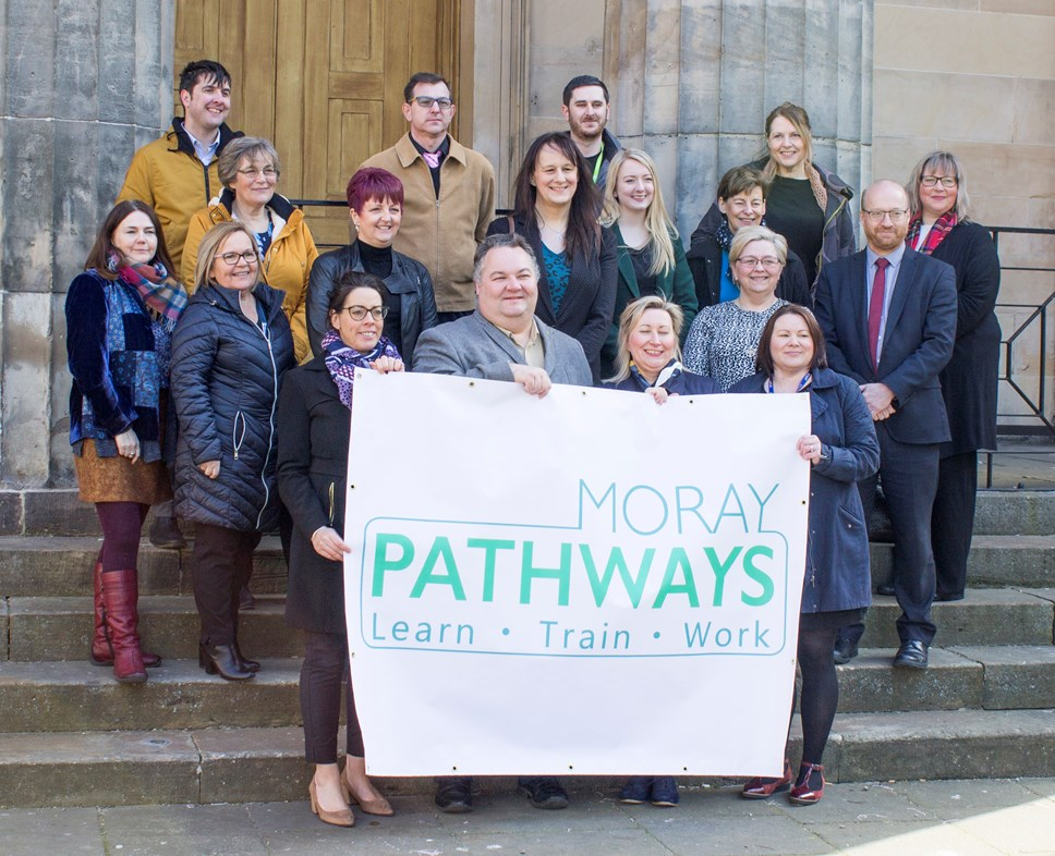 Moray Pathways brings together public, private and third sector interests