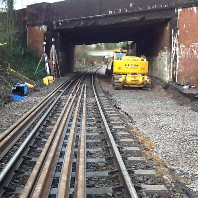 Railway upgrade means changes to services through Ashton-under-Lyne: bridge-633