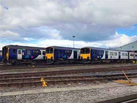 Gainsborough Central set for first weekday service for 30 years: Units at Newton Heath