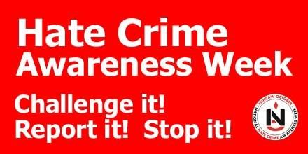 Hate Crime Awareness Week takes centre stage in Leeds: hatecrimeawarnessweek.jpg