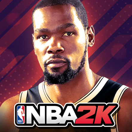 NBA 2K Mobile APP ICON