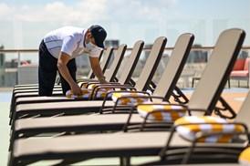 Saga Cruises' Spirit of Adventure - Sun Deck (2)