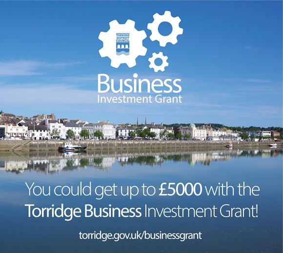 New £100K Sole Trader Grant Scheme to boost Business Growth and Employment across Torridge: Sole Trader Investment Grant