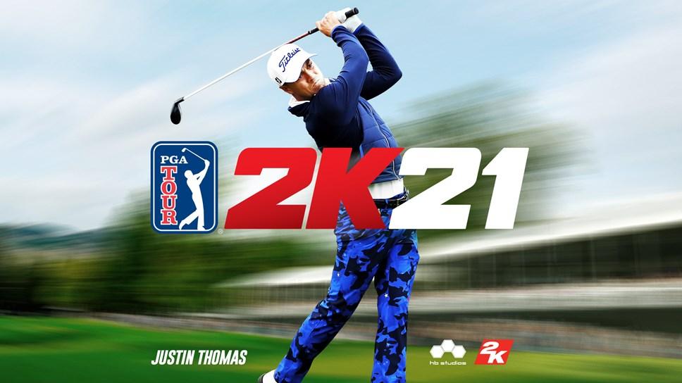 PGA TOUR 2K21 Art