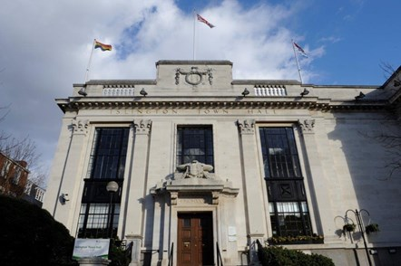 Statement from Islington Council on historic memorials and heritage within the borough:: Islington Town Hall