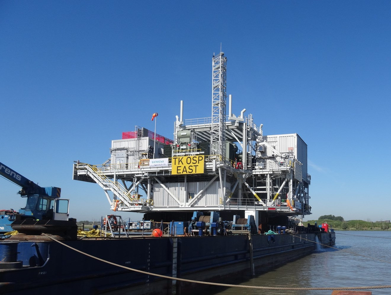 Major milestone in sight for Triton Knoll offshore wind farm project: TK OTM East