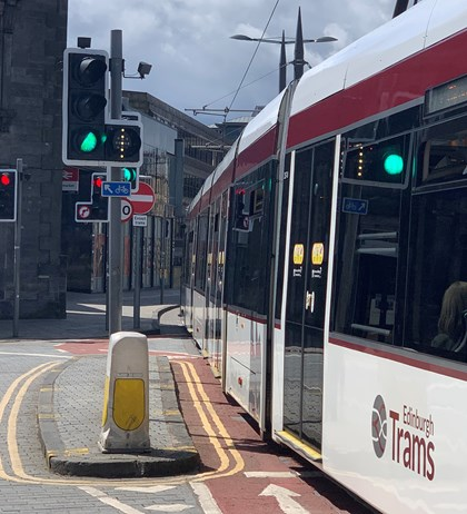 Siemens Mobility Limited awarded Edinburgh Tram to Newhaven project contract: Edinburgh2