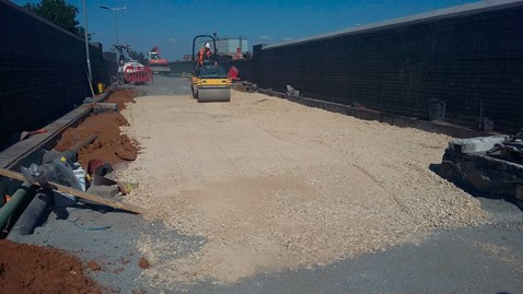 Ford End Road bridge opens ahead of schedule