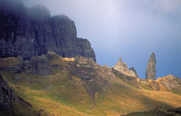 Old Man of Storr, Isle of Skye. Credit Lorne Gill-NatureScot