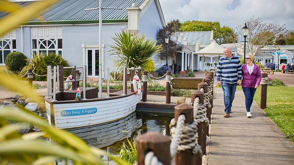 Lakeside Coastal Village